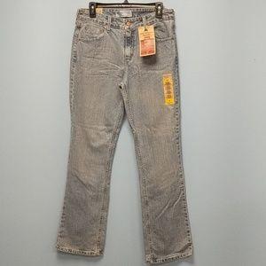 NWT Levi Strauss Medium Wash Jeans, size 10